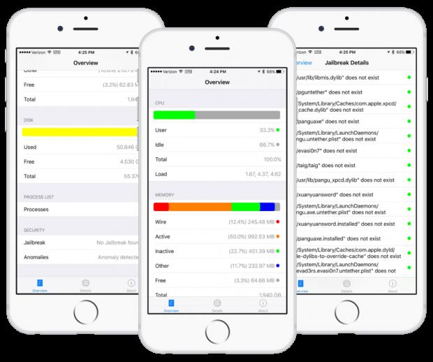 برنامهای برای اطمینان از هک نشدن گوشیهای اپل +دانلود