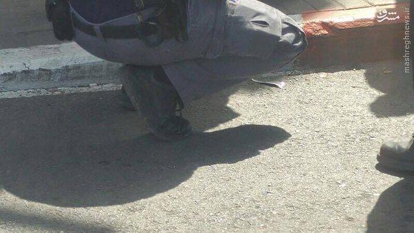 عملیات شهادت طلبانه جوان فلسطینی در قدس+عکس