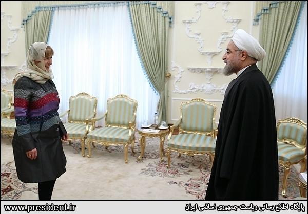 رئیس جمهور کرواسی مهمان امروز روحانی