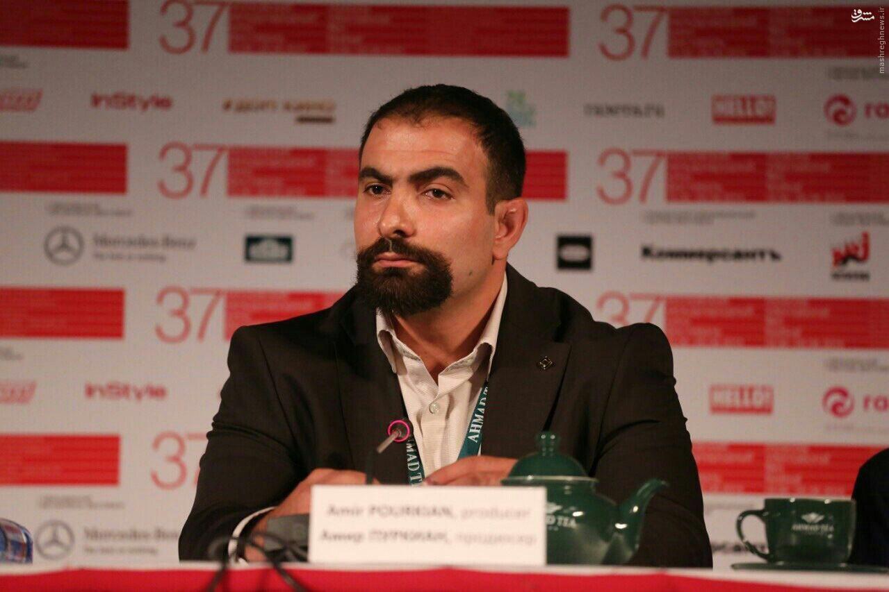 امیر پورکیان: تلاش می کنند خنده های آتوسا به گریه بدل شود/فصل سوپر استارها در سینمای ایران تمام شده!