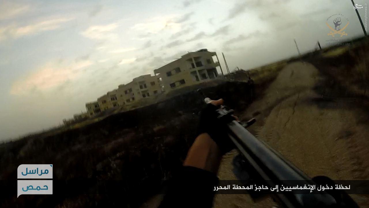 قتل عام نظامیان سوری در حمله تروریستها+عکس