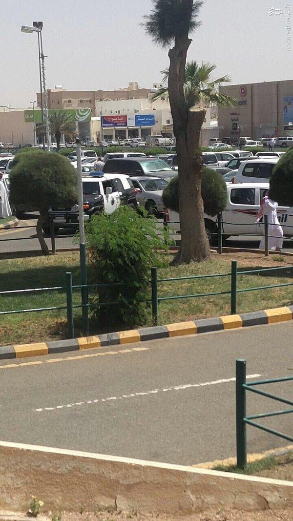 سه کشته در حمله به بیمارستانی در عربستان+عکس