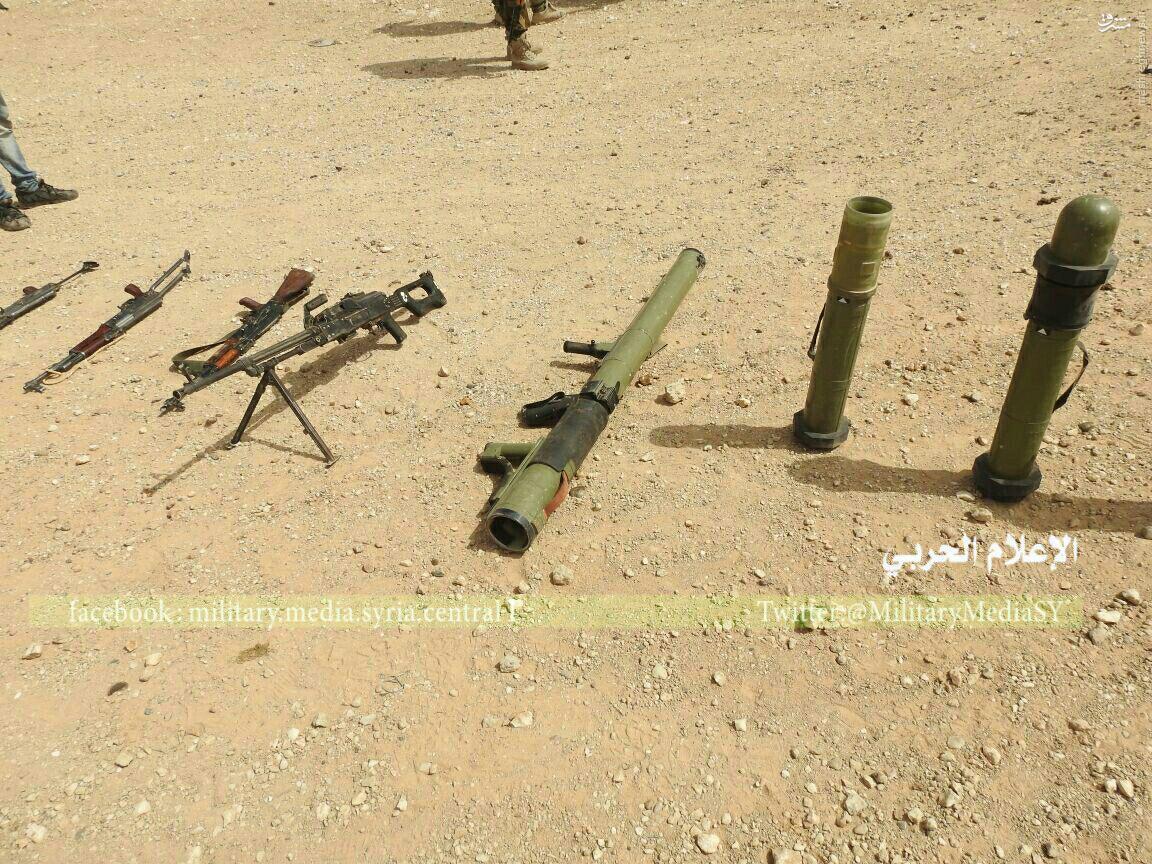 سیطره ارتش سوریه بر بیمارستان و دانشگاه دیرالزور+فیلم و عکس