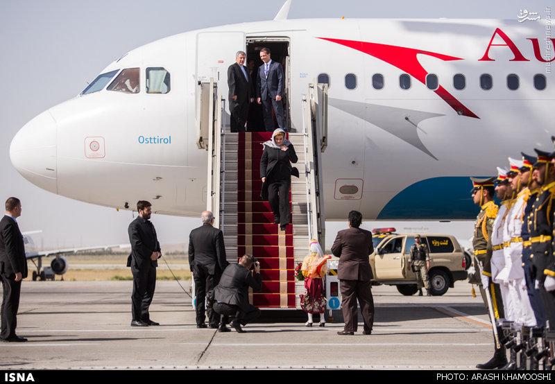 عکس/ نعمتزاده در انتظار رئیسجمهور کرواسی