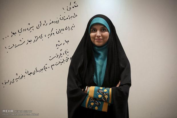 نقش مهران مدیری در مجری شدن یک خانم
