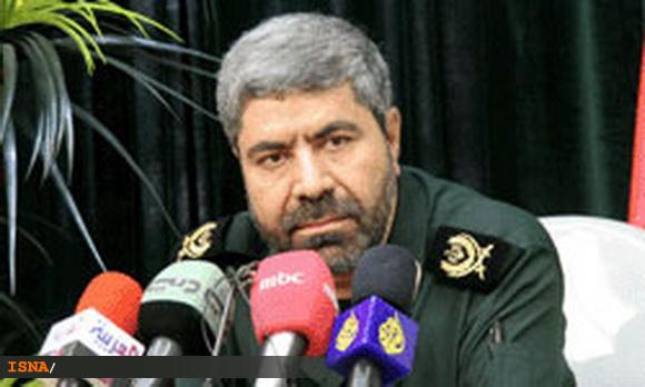 سردار شریف: با موج فزاینده تقاضا برای اعزام به سوریه و عراق مواجه هستیم