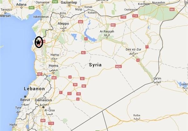 آزادسازی ارتفاعات «الحداده» در لاذقیه +نقشه