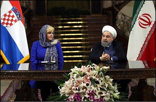 لزوم همکاری ایران و کرواسی در مبارزه با تروریسم