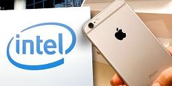 اینتل در تولید آیفون 7 با اپل همکاری میکند
