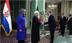 ایران و کرواسی دو سند همکاری امضا کردند