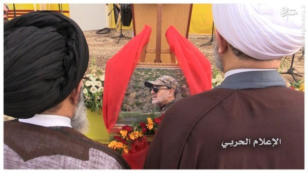 بزرگداشت شهید بدرالدین در حرم حضرت زینب(س)+عکس