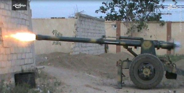 ارتش سوریه در آستانه محاصره جنوب غوطه+عکس و فیلم
