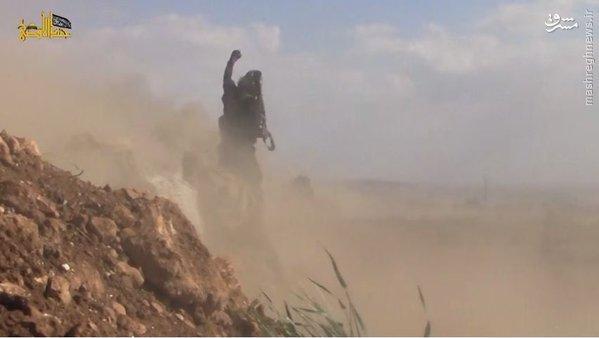 عملیات ایذایی القاعده در خان طومان+عکس