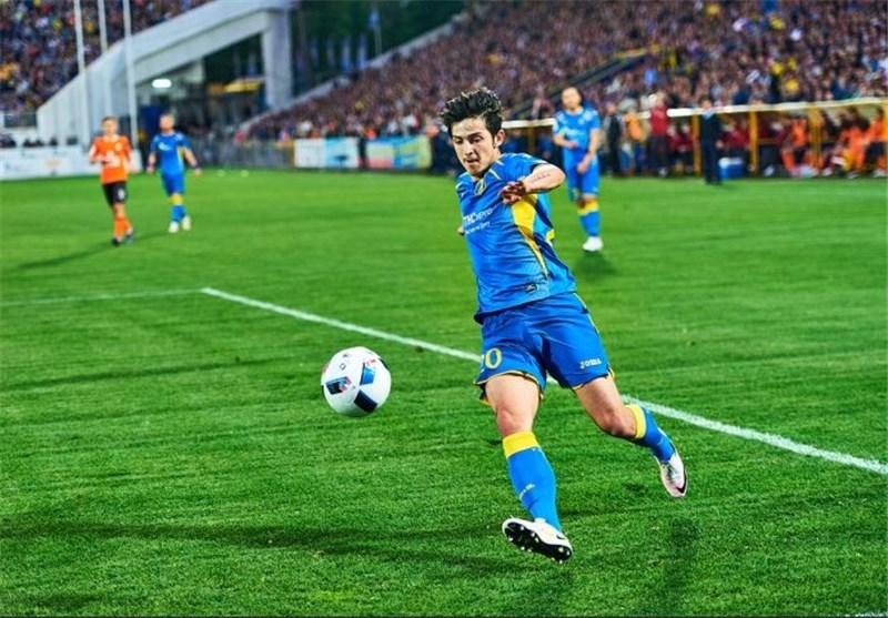 جواب تست دوپینگ آزمون و بازیکنان روستوف اعلام شد