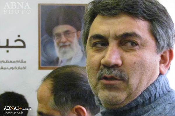 شهادت جانباز شیمیایی دفاع مقدس در تبریز + عکس