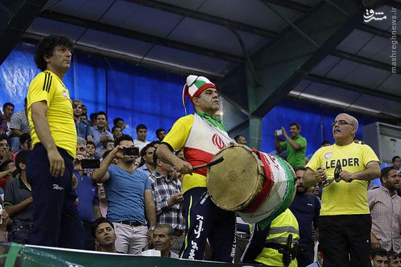 عکس/ استقبال خوب از جام جهانی کشتی فرنگی