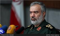 فدوی: آمریکاییها دیگر نزدیک آبهای ایران نمیشوند