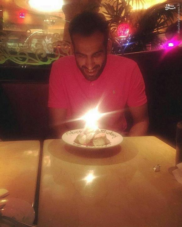 عکس/ جشن تولد آسمان خراش ایرانی