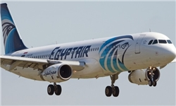 آمریکا: انفجار بمب باعث سقوط هواپیمای مصری شده است