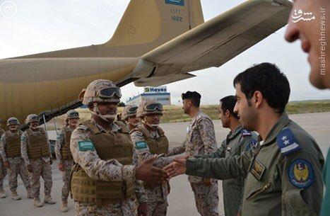 ورود دومین گروه از نظامیان سعودی به ترکیه+عکس