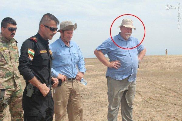 کشته شدن شبه نظامی استرالیایی در عراق+عکس