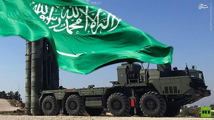 خرید تسلیحاتی عربستان از روسیه