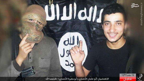 شناسایی عوامل حمله خونین به حسینیه بغداد+عکس