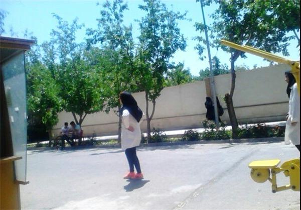 اسکان پسران در خوابگاه دخترانه به بهانه تامین هزینه + عکس