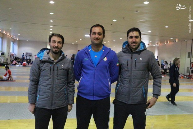 ایران در شمشیربازی دنیا صاحب سبک شده است/ شانس کسب مدال در المپیک را از ما گرفتند
