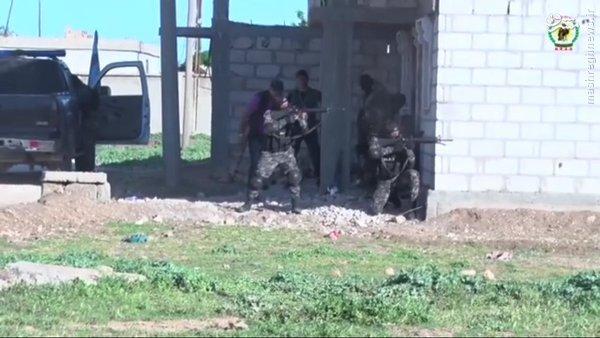 حملات وحشیانه جدایی طلبان کرد به قامشلی/دفع حملات تروریستها به شمال لاذقیه/آغاز عملیات آزادسازی کبانی/
