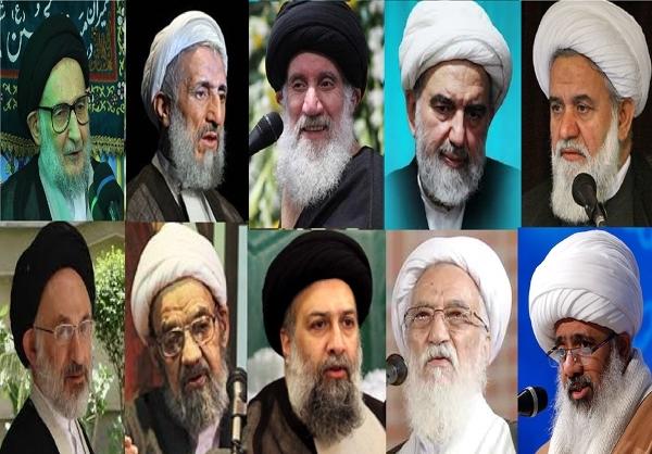 محل جلسات اساتید اخلاق در تهران +جدول