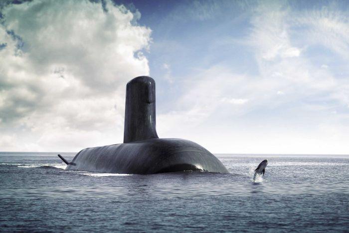 استرالیا 12 فروند زیردریایی از فرانسه خرید