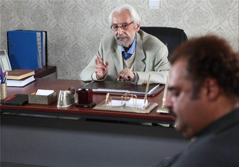 مشایخی هم بازیگر سریال طنز شد +عکس