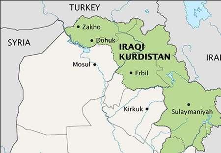 گردن کلفتی رئیس اقلیمِ بحران زده برای دولت مرکزی/ اقلیم کردستان در مرز ورشکستگی قرار گرفت/ آماده انتشار