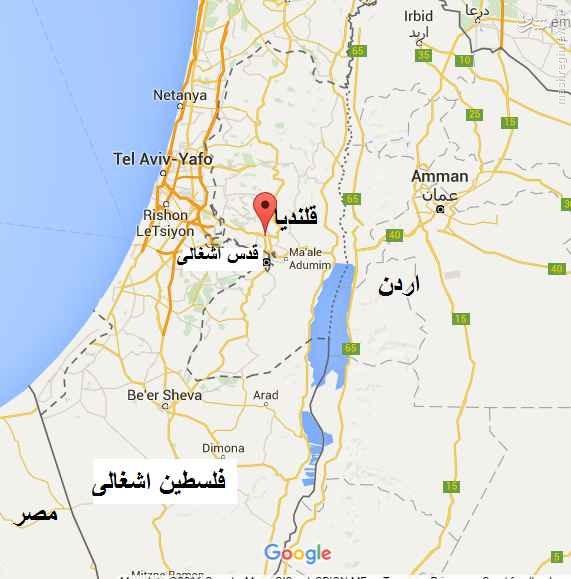 شهادت دو فلسطینی در کرانه باختری+عکس