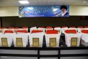 عکس/ آمادهسازی صندوقها برای دور دوم انتخابات