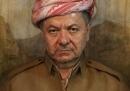 گردن کلفتی رئیس اقلیمِ بحرانزده برای دولت مرکزی عراق