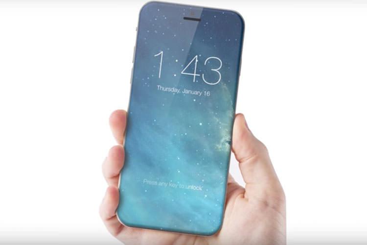 یک نسخه از آیفون های سال 2017، بدنه شیشهای خواهد داشت