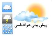 وزش باد شدید و گرد و خاک در تهران