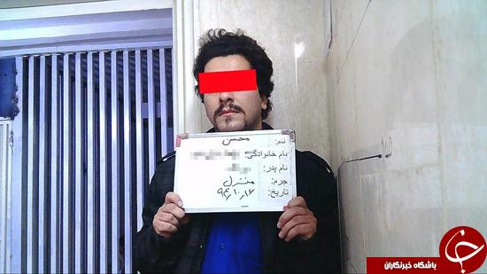 دزدان خانههای ثروتمندان لواسان دستگیر شدند +عکس
