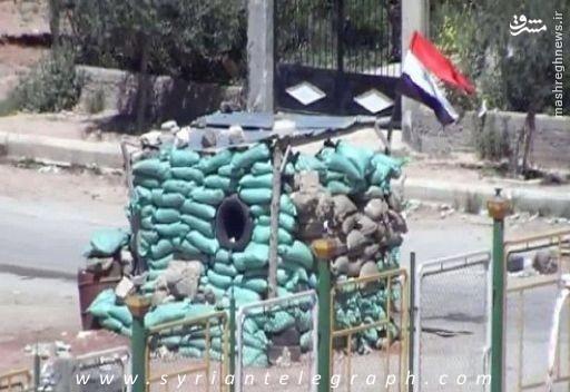 مصالحه وطنی در معظمیه دمشق+عکس