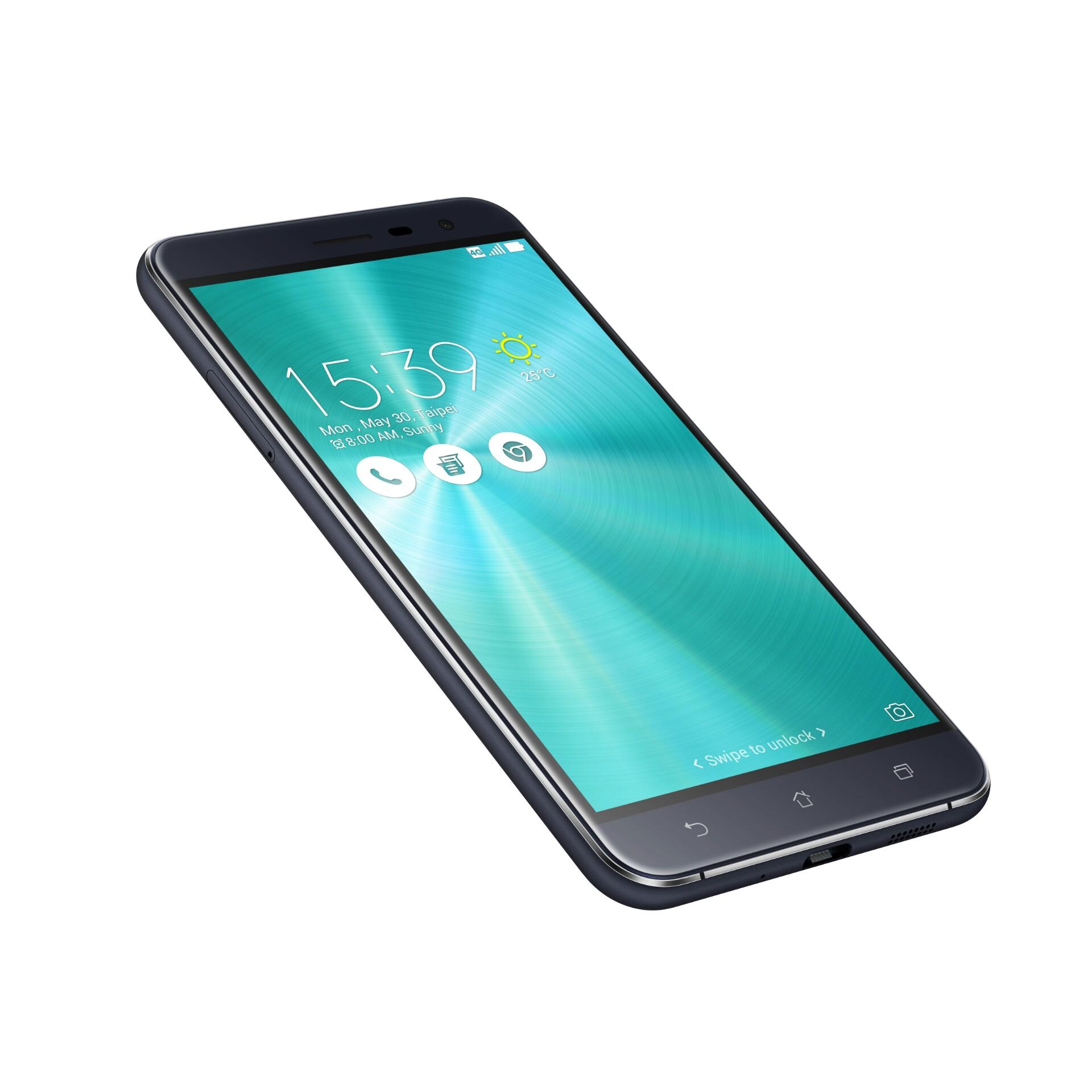 ایسوس با معرفی 3 گوشی، از خانواده ZenFone 3 رونمایی کرد +عکس
