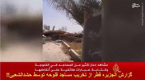 خودکشی الجزیره و العربیه بخاطر داعش+عکس