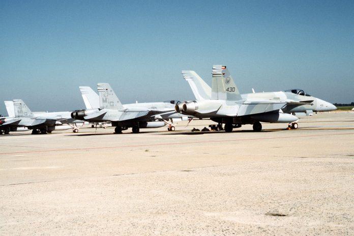 آمریکا با پشتیبانی جنگنده های کویتی موافقت کرد