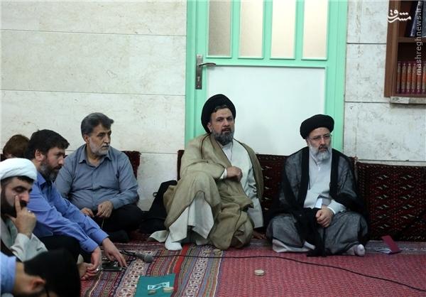 رئیسی: زینت مسجد به گلدسته نیست