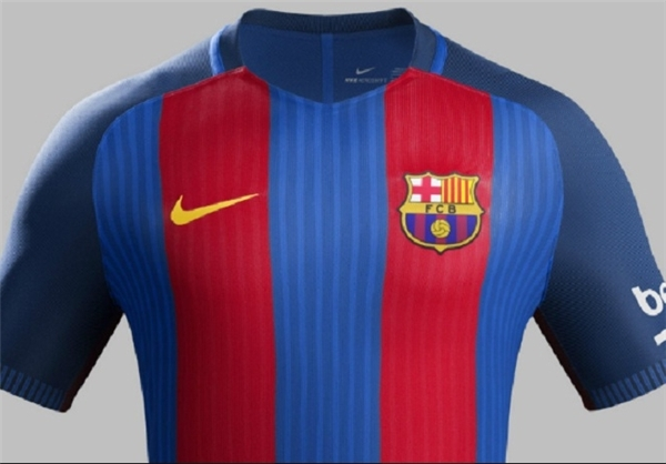 رونمایی از پیراهن فصل آینده بارسلونا +عکس