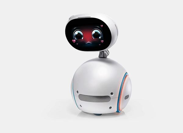 رونمایی ایسوس از یک ربات خانگی کمک رسان +عکس