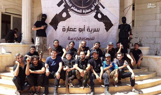 فیلم/شکار غیرنظامیان توسط تروریستهای ارتش آزاد