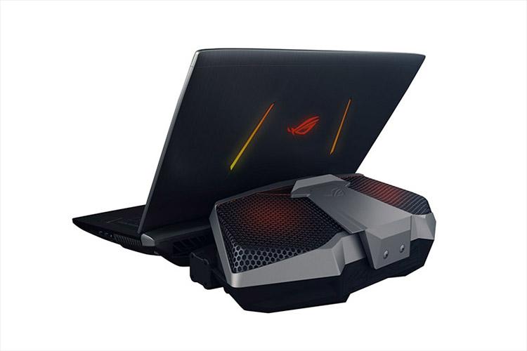 ایسوس از نسل جدید لپتاپ گیمینگ خود با نام GX800 پرده برداشت