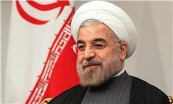روحانی: امسال شاهد تثبیت تراز آب دریاچه ارومیه هستیم
